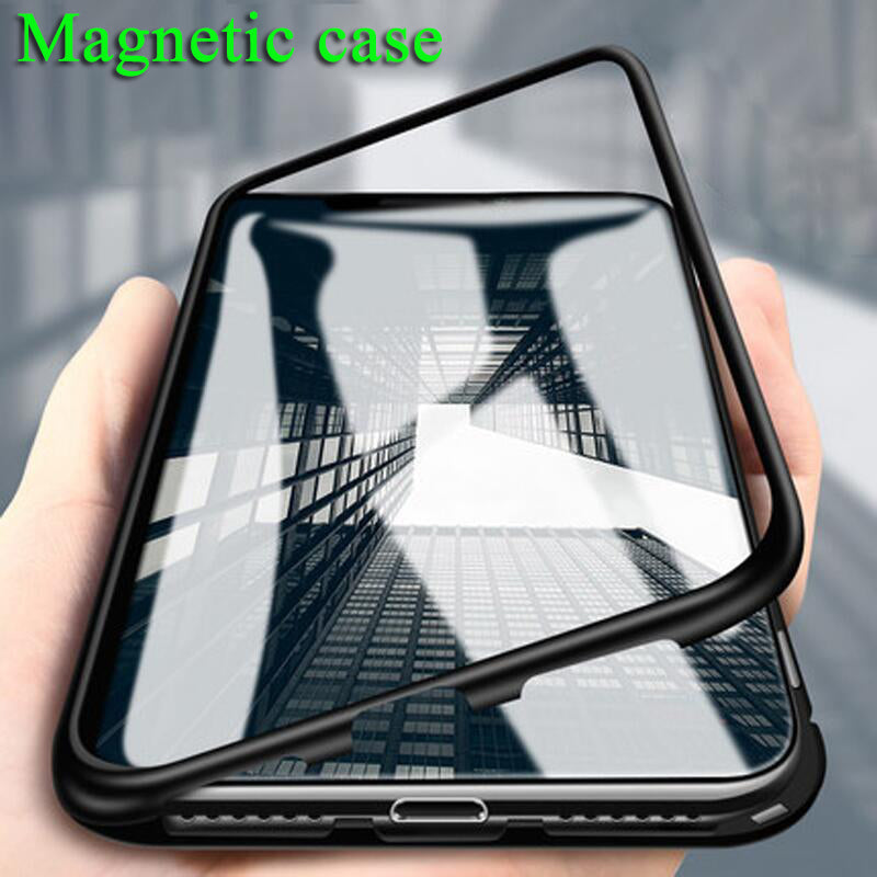 Magnetio: The futuristic Magnetic Adsorption Phone case for iphones - Shoplist