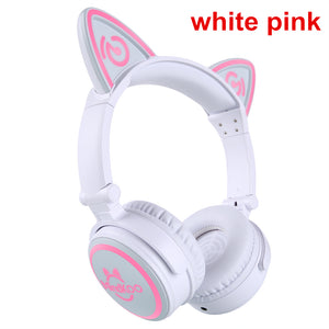 Wireless Cat Ear Headphones - Shoplist
