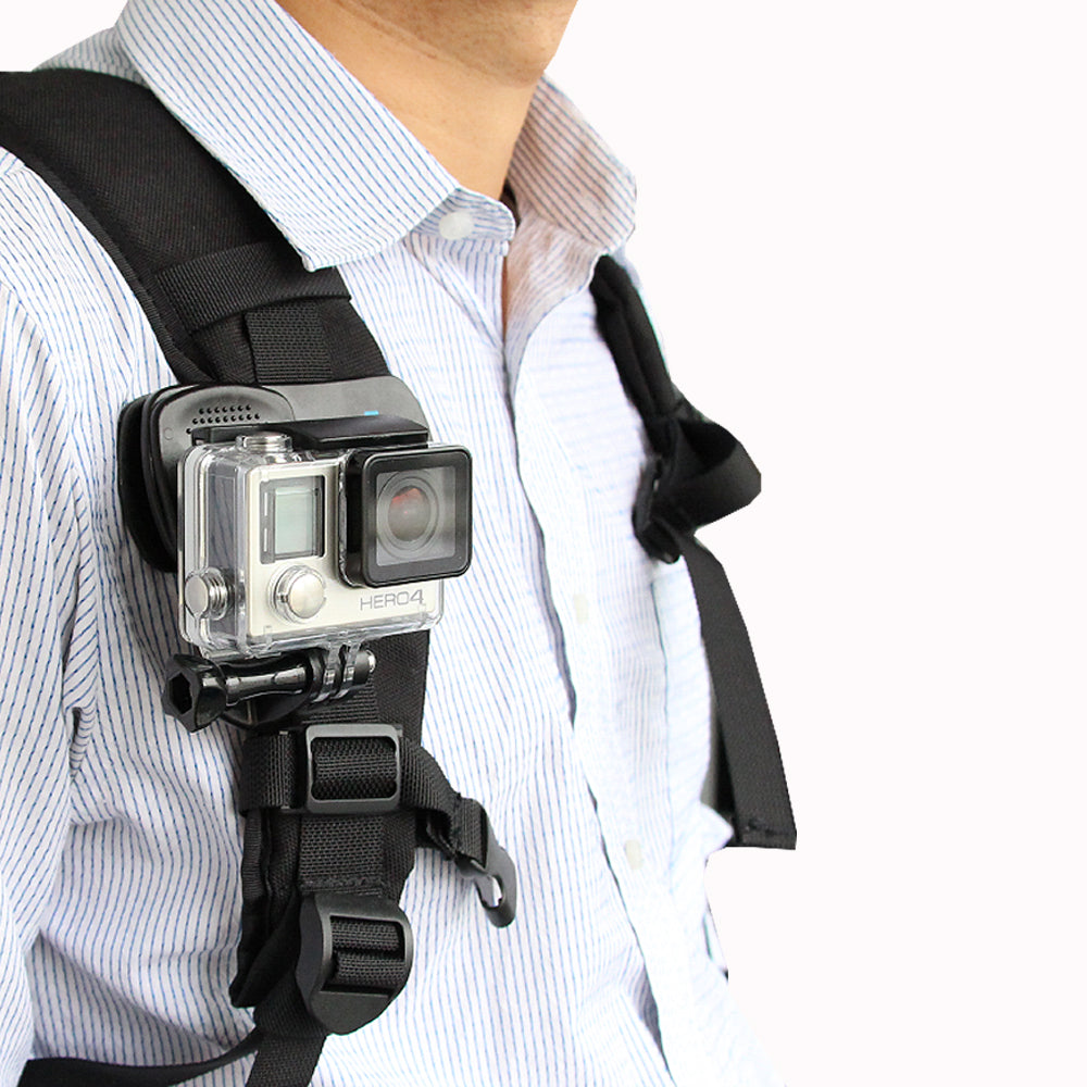 360 Camera Backpack Clip