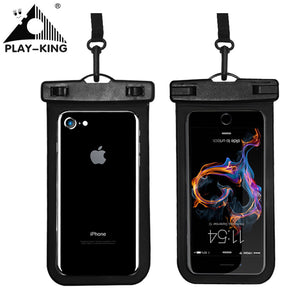 Universal Swimming Mobile Waterproof Phone Pouch Bag Dry Case With Strap Iphone x Waterproof Phone Case For Iphone 6 7 8 Swim