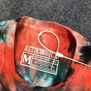 Europe Tour Tie Dye Shirt
