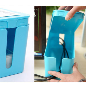 Box Organizer Plastic Cable Storage