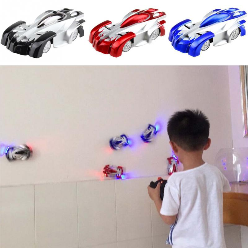 Remote Control Wall Climbing RC Car - Shoplist