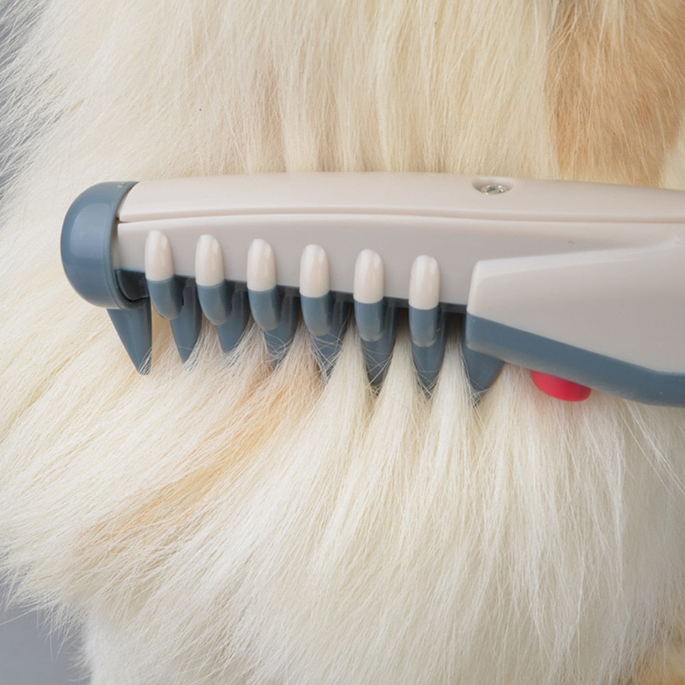 Electric Dog Grooming Comb - Shoplist