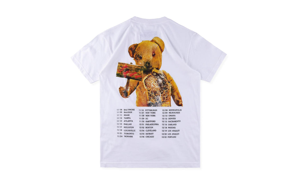 Worn-Out Teddy Bear Shirt