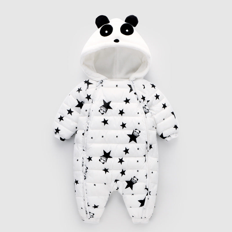 Baby Rompers Panda Autumn & Winter