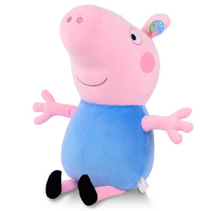 Peppa pig Family Plush Toys - Shoplist