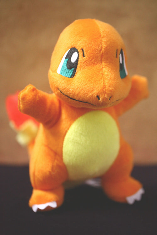 Pokemon Charmander Plush - Shoplist