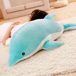 Dolphin Plush Toy For Kid - Shoplist