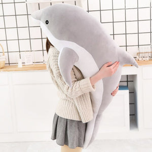 Dolphin Plush Toy For Kid