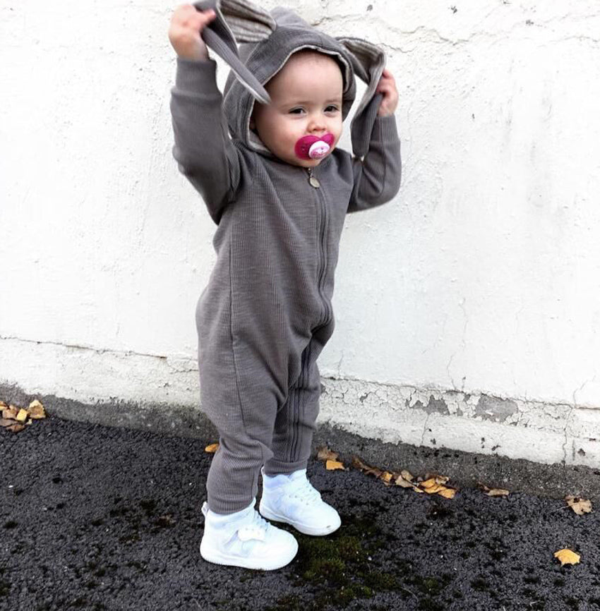 Lovely Baby Bunny Jumpsuit - Shoplist