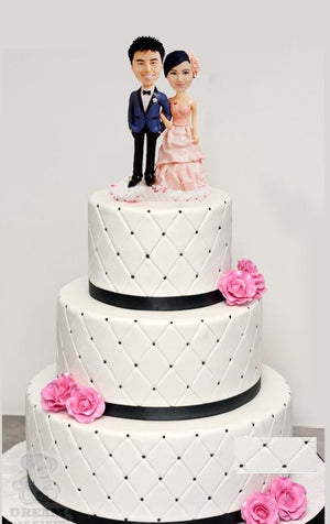 Amazing wedding cake toppers