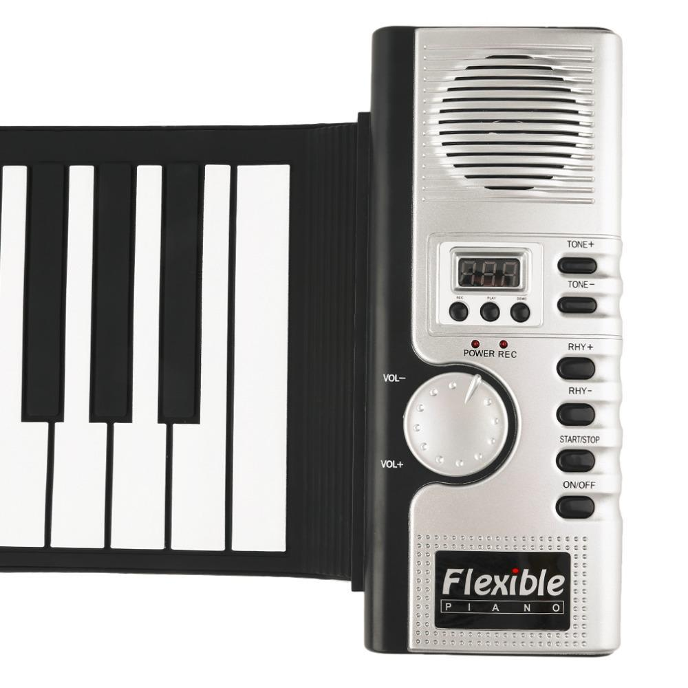 Folding Digital Piano For Travel