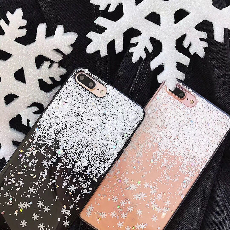 Iphone Snowflake Case