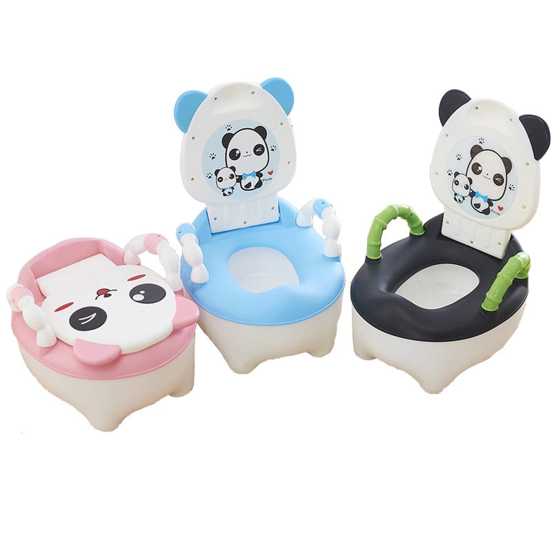 Baby Toilet Panda Training - Shoplist