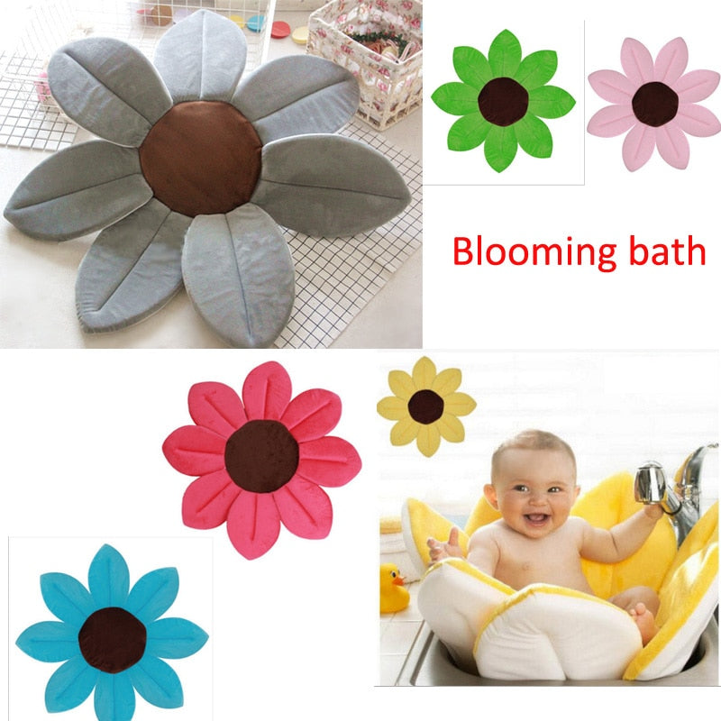 Children's bath flower