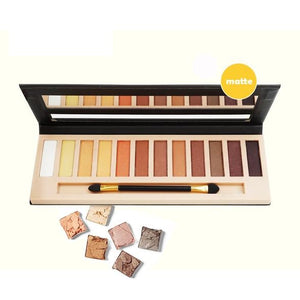 Palette Make Up 12 Colors Eyeshadow