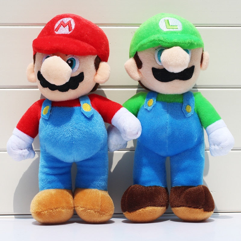 Plush Mario Lugi (2pcs) - Shoplist