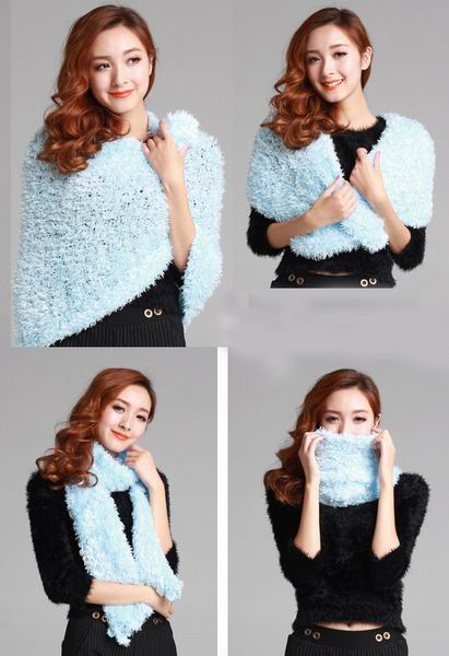 Amazing Magic Scarf - Shoplist