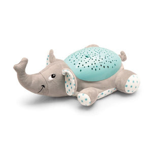 Night Lamp Plush With Music & Stars Projector - Shoplist