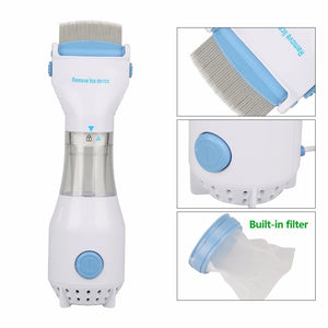 Electric Comb Anti-Lice