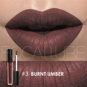 Makeup Liquid Lipstick Waterproof