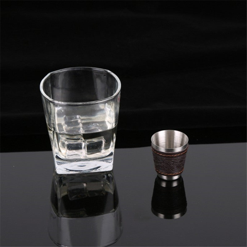 Flask Set Stainless For Men