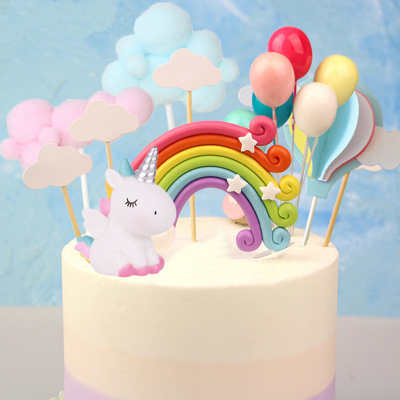 Decorations Kids Rainbow Unicorn - Shoplist