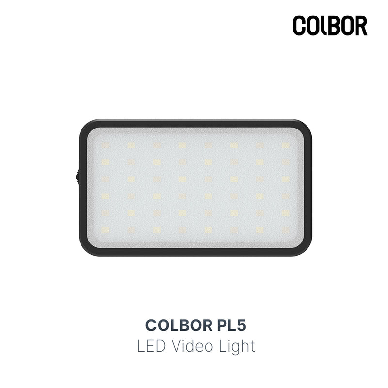 Colbor LED Video Light