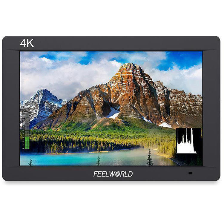 Feelworld FW703 7-Inch Field Monitor 3G-SDI On-Camera Monitor for Professional Camcorders