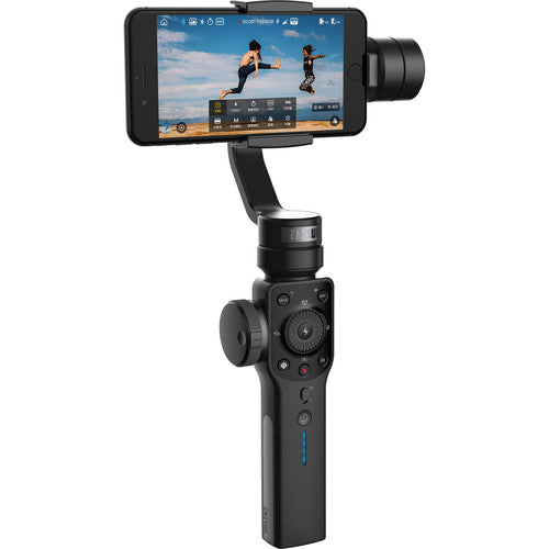 US ONLY | Zhiyun Smooth-4 3-Axis Gimbal for Smartphone 210g Payload