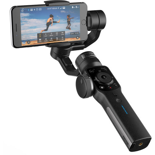 [WEEKLY DEAL] Zhiyun Smooth-4 3-Axis Gimbal for Smartphone with Focus/Zoom Wheel Two-way Charging