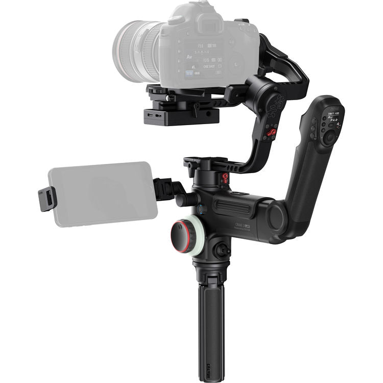 [NEW RELEASE] Zhiyun Crane 3 Lab 3 Axis Gimbal for DSLR Cameras 2018 New Series