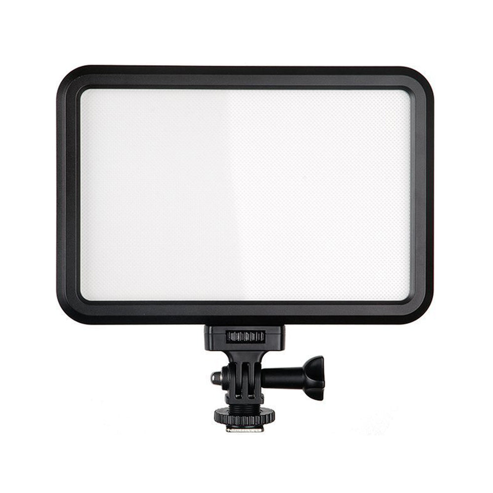 Tolifo Pt-12b LED Video Camera Light Panel Ultra Slim Dimmable Bi Color 3200K / 5600K