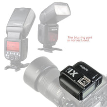 Godox X1T-N Wireless TTL Camera Flash Trigger Transmitter for Nikon Cameras