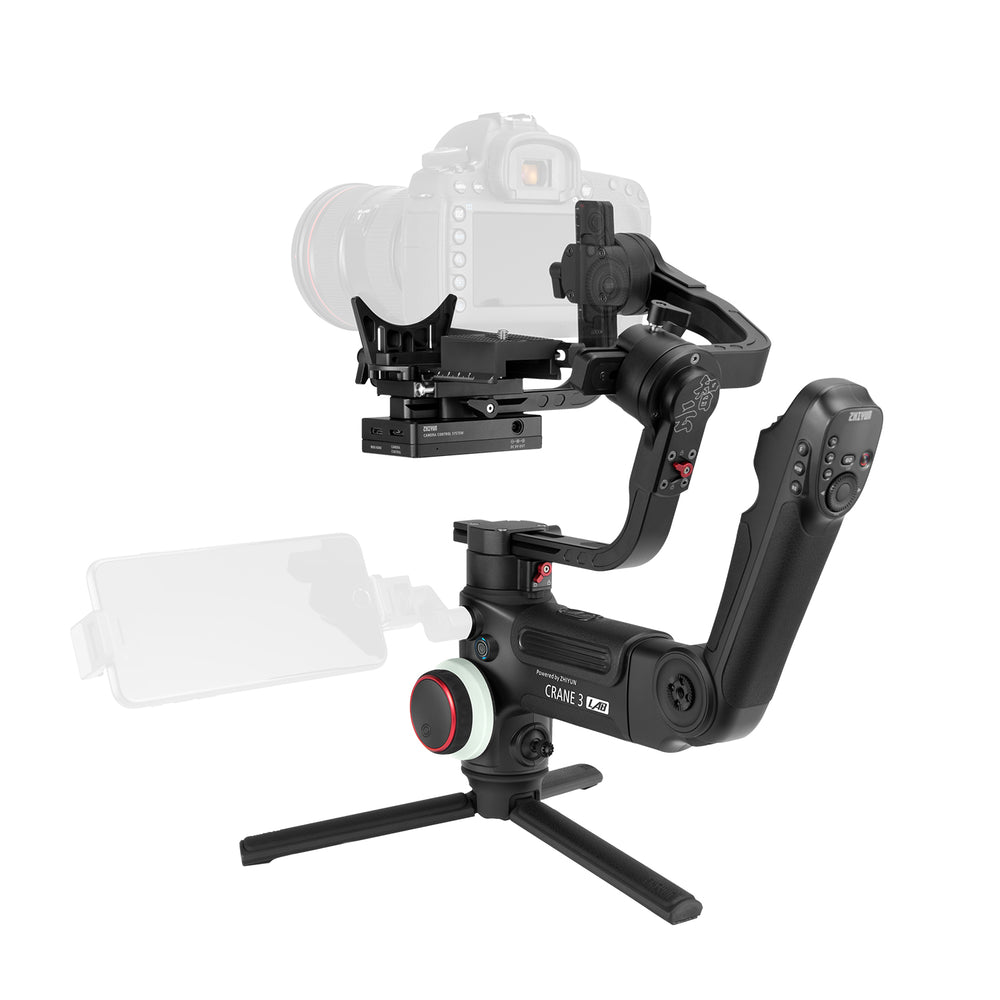 Zhiyun Crane 3 Lab 3 Axis Gimbal for DSLR Cameras 2018 New