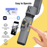 US ONLY | Zhiyun Smooth-X  Selfie Stick Extendable Foldable Mobile Phone Gimbal Stabilizer