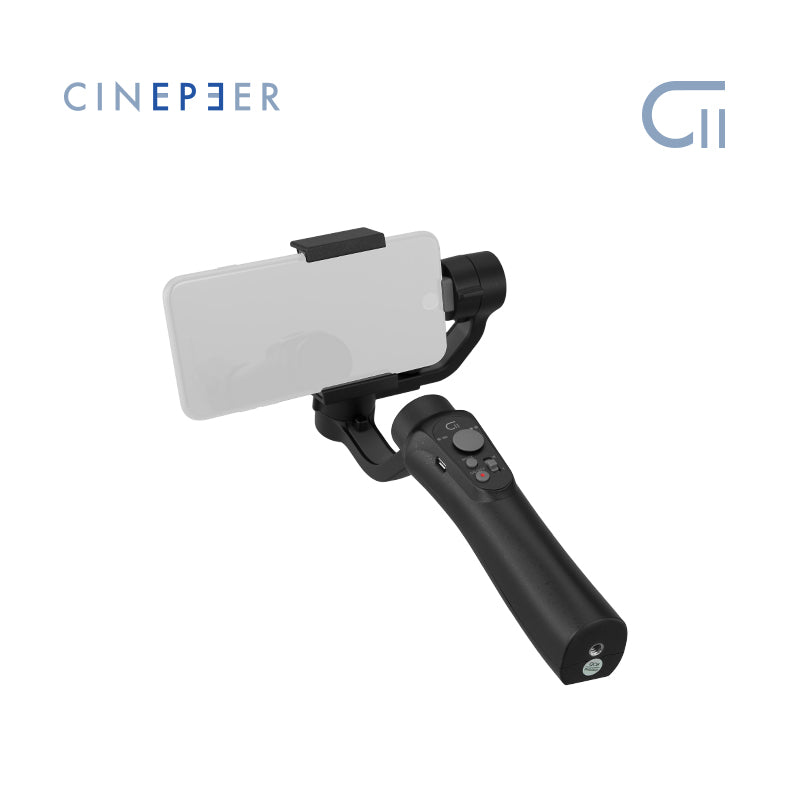 UK Only | Zhiyun CINEPEER C11 Handheld Gimbal Stabilizer for Smartphone