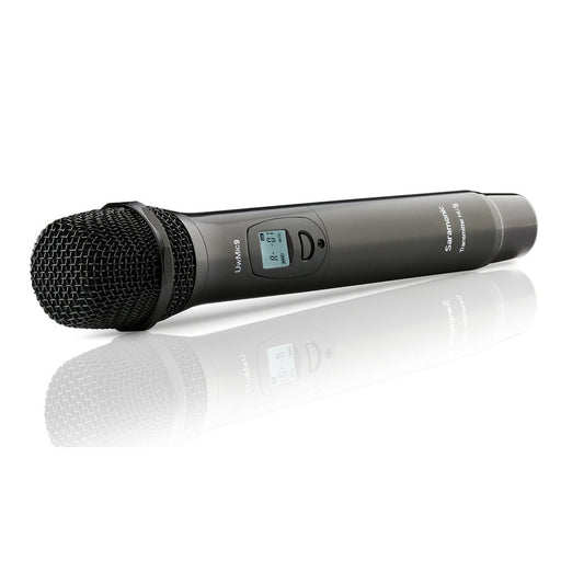 Saramonic HU9 Wireless Handheld Microphone with Integrated Transmitter for UwMic9 System