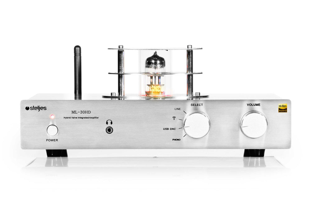 Steljes Audio ML-30HD Hybrid Tube Integrated Stereo Amplifier