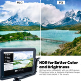 Desview R5 On Camera Touch Screen Monitor 5.5 inch Full HD 3D LUTs/HDR