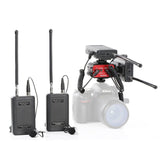 Saramonic Wireless VHF Dual Lav System Kit (Standard Mixer)