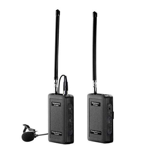 Saramonic SR-WM4C Wireless Lavalier Microphone System for Smartphone&DSLR&Camcorder