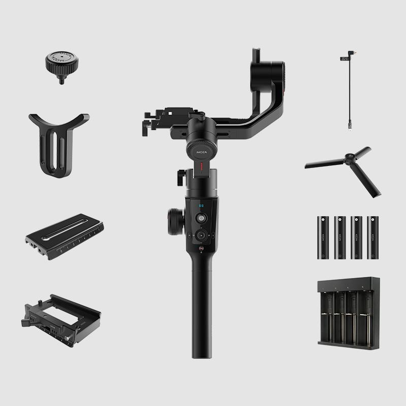 [PRE-ORDER NOW] MOZA Air 2 2018 New Professional Gimbal Stablizer Max. Load 4.2KG