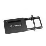 Moman Gopro Plate Adapter for GoPro Hero7 Black/6/5/4 Action Cameras