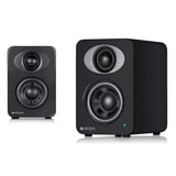 Steljes Audio NS1 - Desktop Bluetooth Stereo Powered Speakers [Ships to EU countries ONLY, from UK warehouse]
