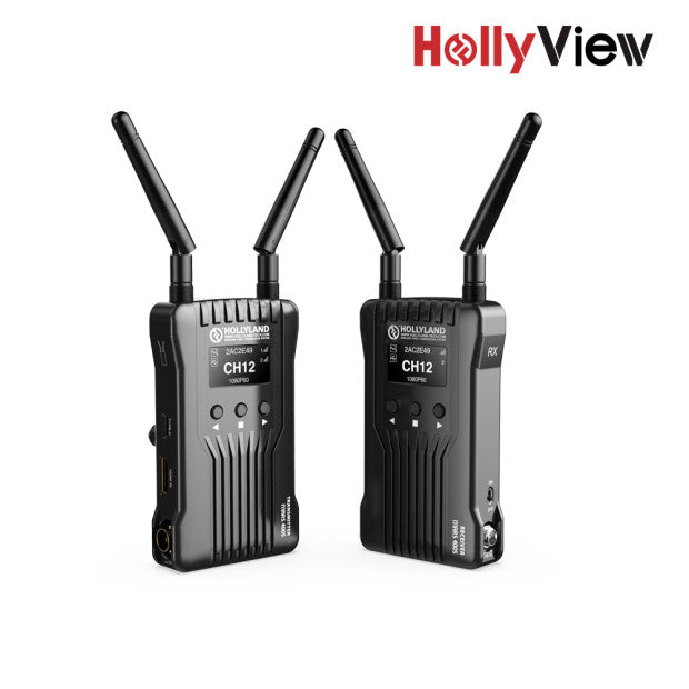 HollyView Mars 400S Wireless HDMI Video Transmission System for DSLR Camera