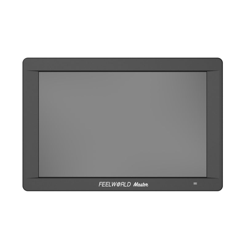 "FEELWORLD Master Series MA7S 7"" On-Camera Field Monitor 1920x1200 4K 3G-SDI HDMI Input/Output"