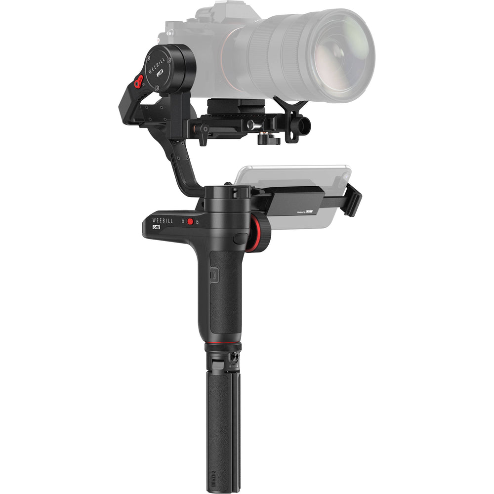 New Price | Zhiyun WEEBILL LAB 3 Axis Gimbal for Mirrorless Cameras