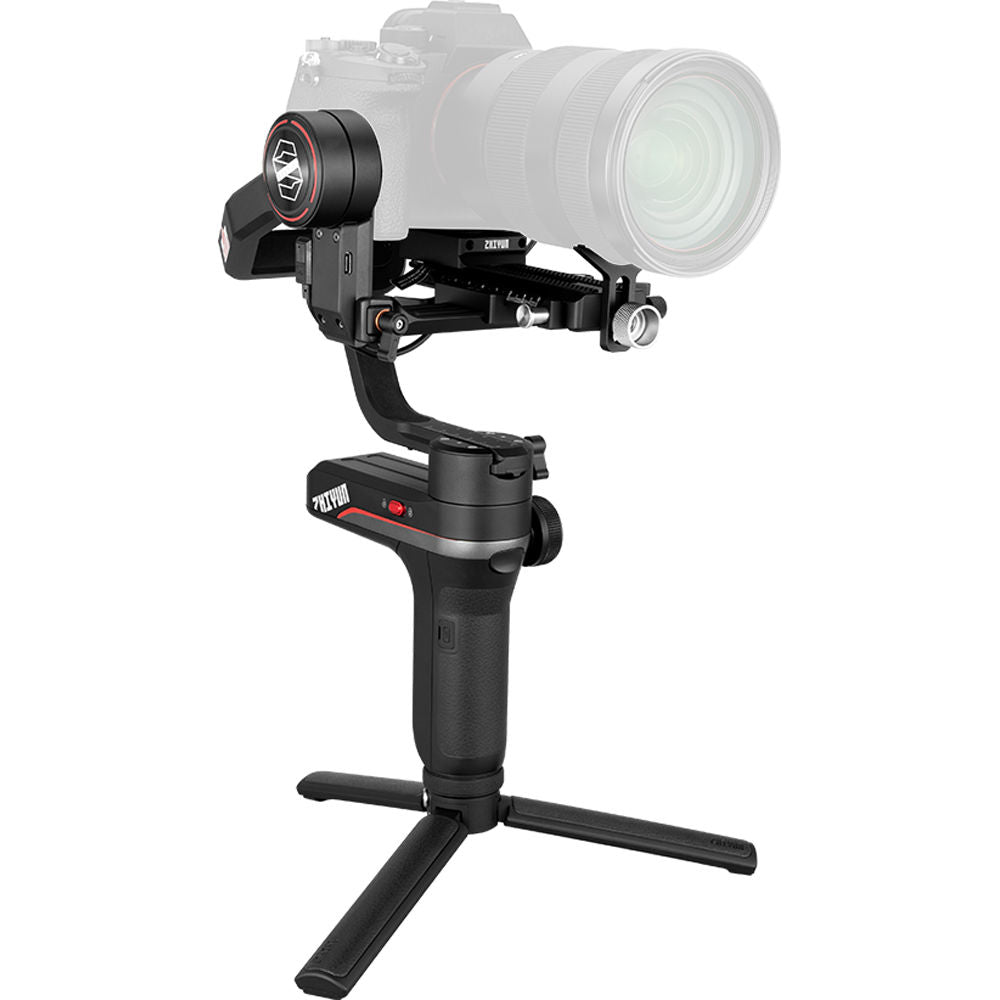 US ONLY | Brand New | Zhiyun WEEBILL S 3-Axis Gimbal Stabilizer for DSLR & Mirrorless Cameras